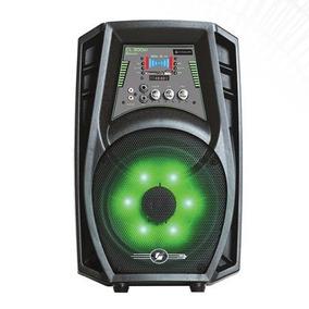Caixa Amplificada Frahm Cl150 60w Com Controle, Bluetooth, U