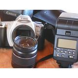 Camara Canon Eos Rebel 2000, Cuerpo - Flash No, Nikon