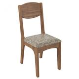 Cadeira Ca12/2 2 Pçs - Dalla Costa - Nobre/milano Floral
