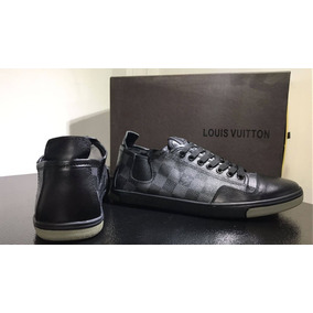 Regalo Navidad Tenis Zapatillas Hombre Louis Vuitton