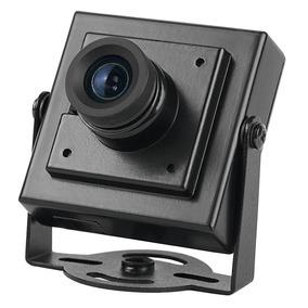 6 Mini Câmera Segurança Vigilância Ccd Sony 1000 Linhas 1/3