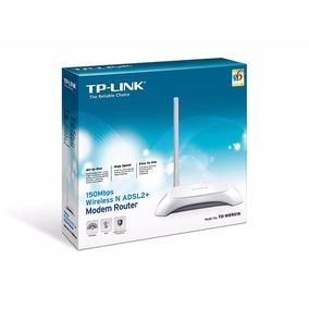 Modem Router Tplink Td-w8901n Wifi Nuevo Somos Tienda Fisica