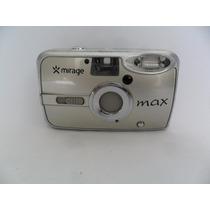 Câmera Máquina Fotográfica Antiga Mirage Max Coleção