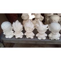 Alcancias De Yeso Ceramico Dragon Ball Recuerdos Infantiles