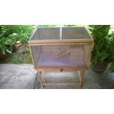 Casas Para Mascotas Conejos Cobayos,hamster,erizos. 80x1mx50