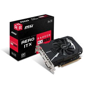 Placa De Video Rx550 4gb 128bits Oc Ddr5 4g Msi