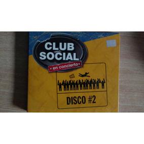 Club Social En Concierto Disco N°2 Divididos Intoxicados