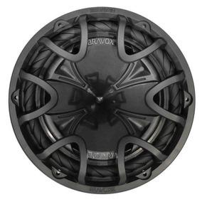 Subwoofer Bravox 12 Bk12 D4 350w Rms Bobina Dupla 4+4 Ohms