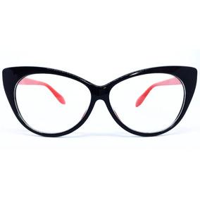 58823f23bfec0 Oculos Grau Maxiline De Miu Ceara - Óculos no Mercado Livre Brasil