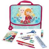 Kit Escolar Original Disney Store Frozen Cartuchera 30 Artíc