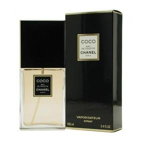 Perfume Chanel Coco Edt 100ml Para Mujer (mil Esencias)