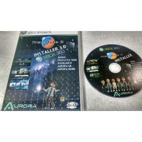 Freestyle E Aurora 6b + Skins Compreto No Seu Box 36o Rgh