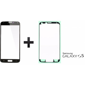 Cristal Reparación Pantalla Samsung Galaxy S5 Negro