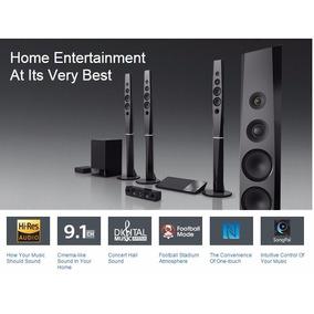 4k Home Theater Sony Bdv- N9200 -3d Blu-ray,1200 Rms Nfc