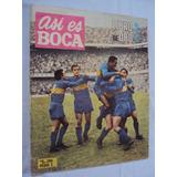 Revista Asi Es Boca - Libro De Oro Campeon Nacional 69
