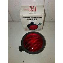 Ford Ka 97/01 Lanterna Luz De Neblina Traseiro, Nova