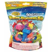 Agua Deportes Del Globo De Agua Kit De Recarga, 500-pack
