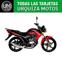 Moto Enduro Jianshe Js 125 6by Creditos 0km Urquiza Motos