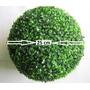 Bola De Boj Artificial, Esferas, Pasto Artificial, 25 Cm