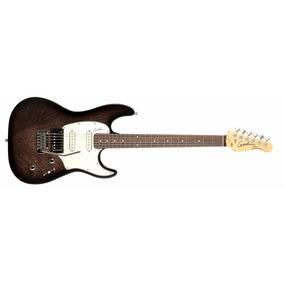 Guitarra Godin Session Rosewood Fb Black Com Bag 034048 G1