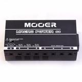 Adaptador - Fuente Mooer Mpws8 Macro Power