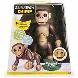 Chimpance Mascota Virtual Zoomer Chimp