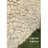 Piedra Laja Bruta De Mármol Y Mamposteada De Mármol