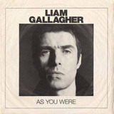 Liam Gallagher As You Were Cd Deluxe Nuevo Oasis