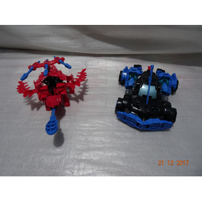Transformers Construct-bots - Autobot Drift + Roughneck Dino