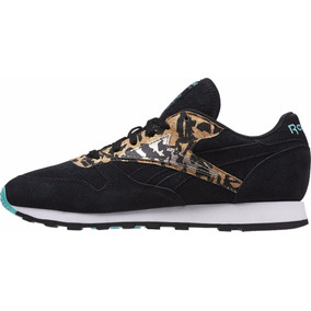 Tenis Reebok Leather Hijacked Heritage Mujer Correr Classic