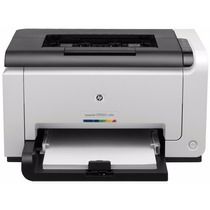 Impressora Hp Laserjet Pro Color Cp1025 Usb 220v Colorida