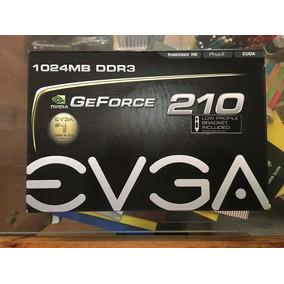 Tarjeta De Video Geforce 210 De 1gb Ddr3
