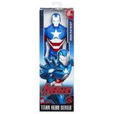 Marvel Iron Patriot Figura 12 Pugadas