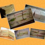 Sandwiches Jamon Y Queso O Surtidos