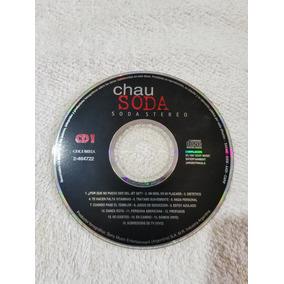 Album Chau Soda. Soda Stereo. 1997.