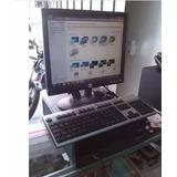 Pc Lenovo Hdd 160gb, Dualcore, Ram2gb, Usados Lcd 17