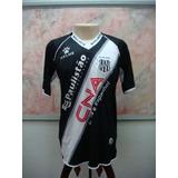 Camisa Futebol Ponte Preta Campinas Sp Kelme Jogo 2347 df57a3a799a6f