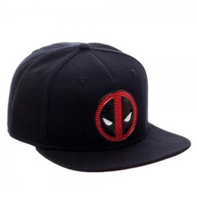 Gorra Deadpool Bioworld Original Importada