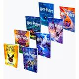 Kit Livro Harry Potter Saga Completa + Harry Potter 8 Capa