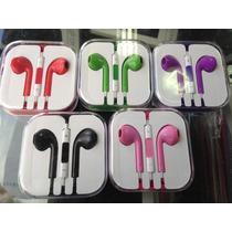Audifonos Earpods Manos Libres Iphone 6 5s 5c 5 4s Ipod Ipad