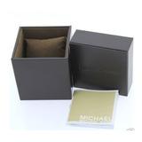 Lindo Caixa Michael Kors Manual Completo Mk Madeira