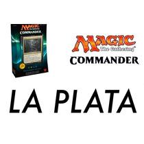 Mazo Commander Magic Engendros Letales Castellano La Plata
