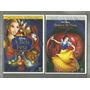 Dvds Branca De Neve E A Bela E A Fera Disney Duplos Lacrados