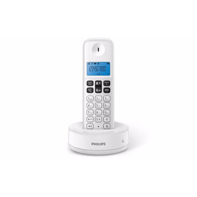 Telefono Inalambrico Philips D1311w/77 Blanco