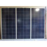 Kit Gerador Energia Offgrid Com Painel Solar + Acessórios