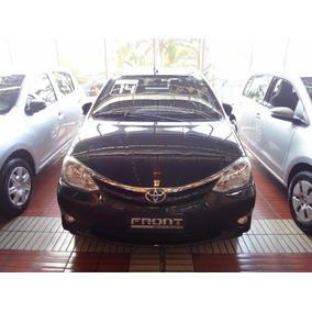 Toyota Etios Xls 1.5 Flex Top De Linha Único Dono