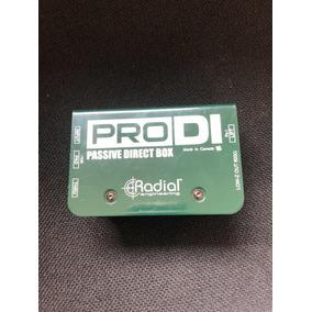 Direct Box Passive Pro Di Promoção