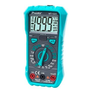 Multimetro Tester Proskit Mt-1225 Ncv Luz Led Y Temperatura
