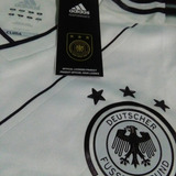 Camiseta Techfit Seleccion Alemania