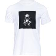 Camiseta  Monkey Fashion Design Moda Estilo Look Tshirt